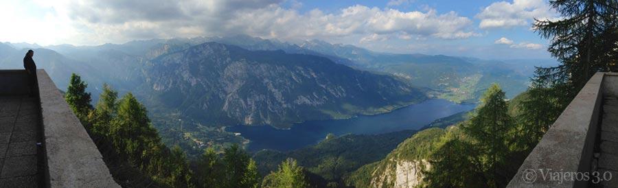 Lago Bohinj, ruta por Croacia y Eslovenia
