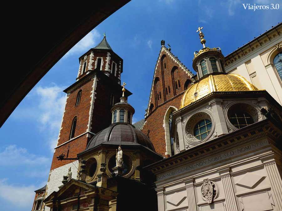 Catedral de San Wenceslao y San Estanislao en Cracovia