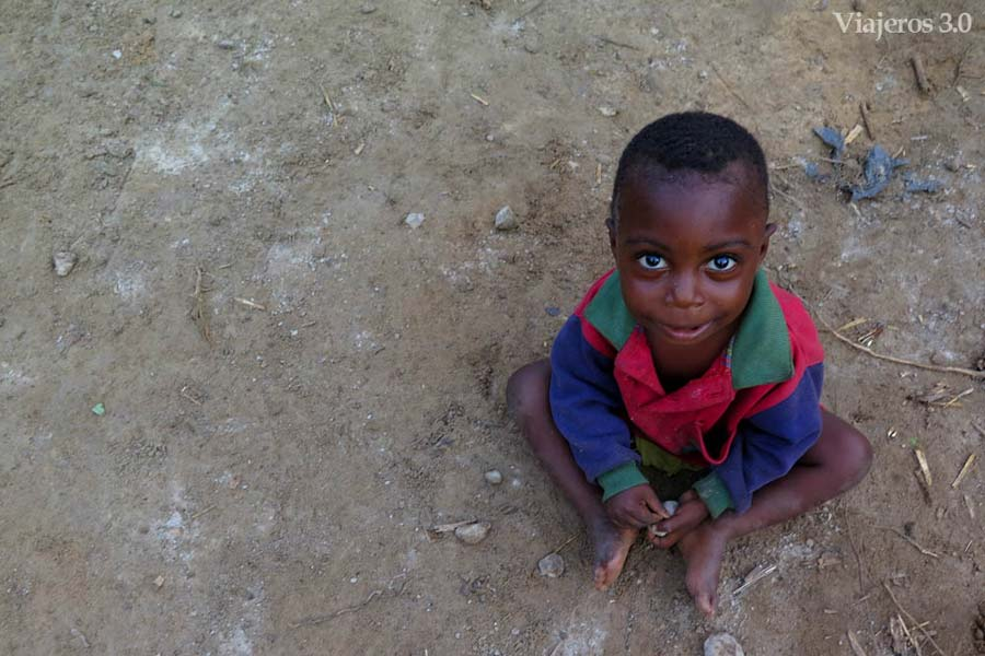 comunidad pigmea en África