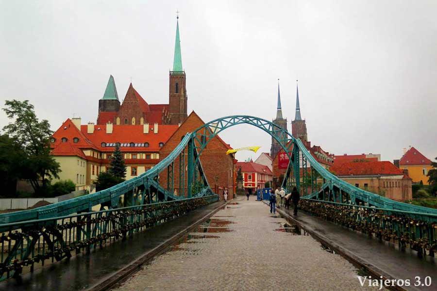 Wroclaw casco viejo, Polonia en una semana