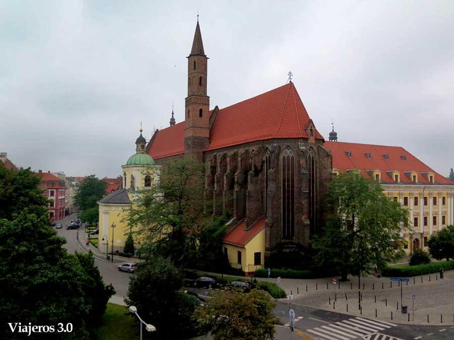 monumentos de Wroclaw Polonia