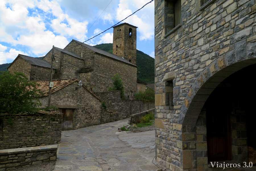 Oto, arquitectura tradicional