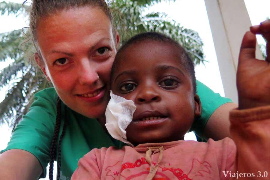 Viajeros 3.0 con Dilane en Camerún