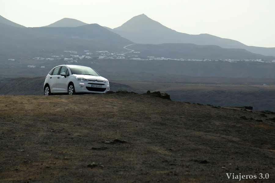 alquiler de coche en Lanzarote