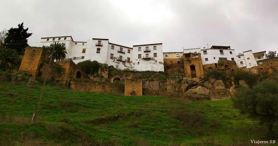 murallas árabes de Ronda