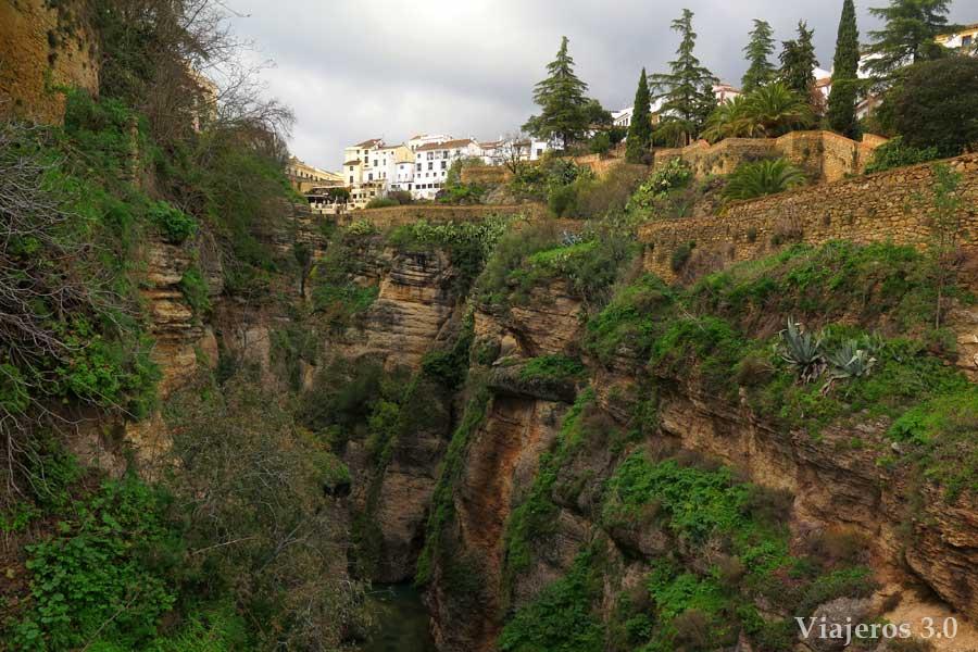 jardines de Cuenca en Ronda