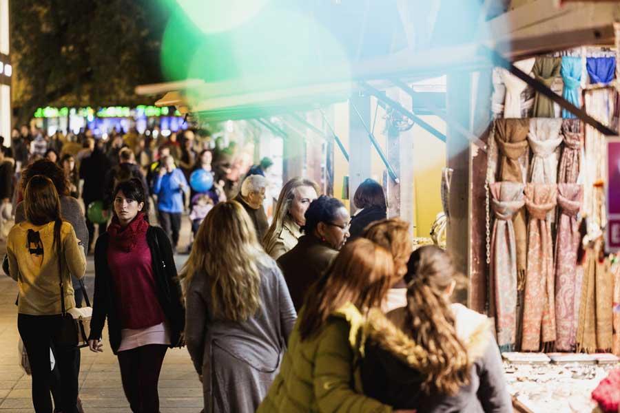 mercadillos de Navidad en Sevilla