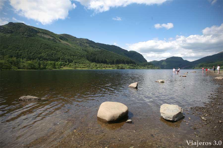 Parque Nacional del Lago Lomond y los Trossachs