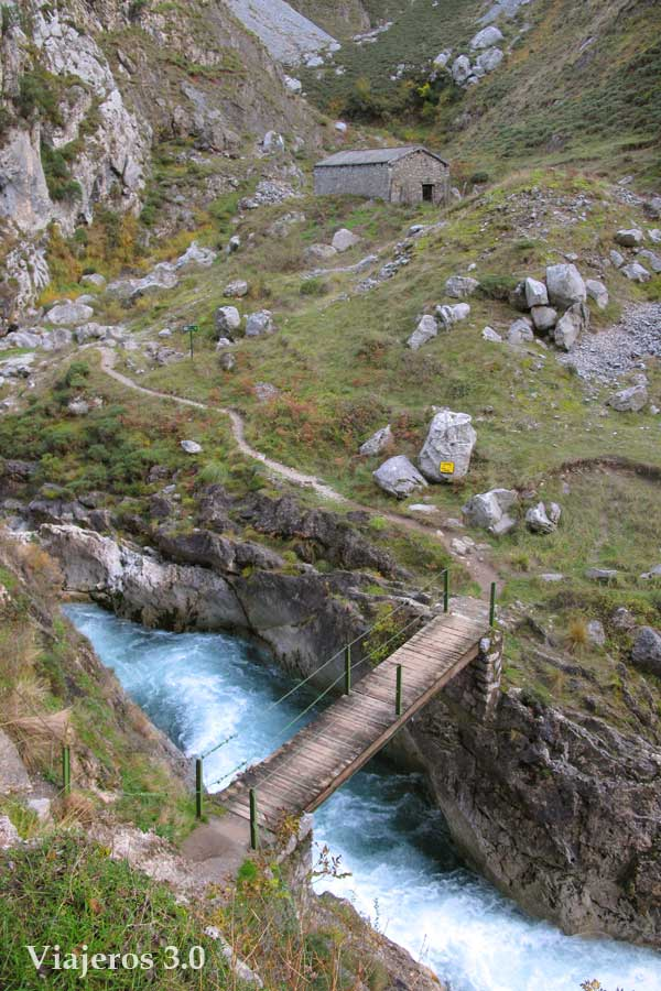 ruta del Cares en Picos de Europa