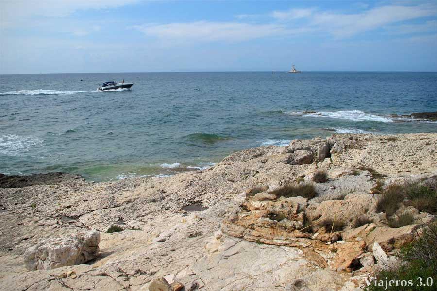 playas del Cabo de Kamenjak