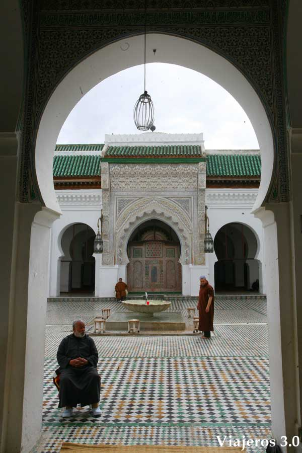 Visitar Fez: Mezquita Karaouiyine