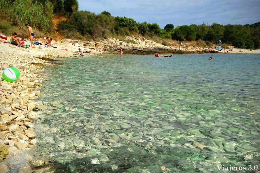playa de Polje, playas paradisíacas de Kamenjak