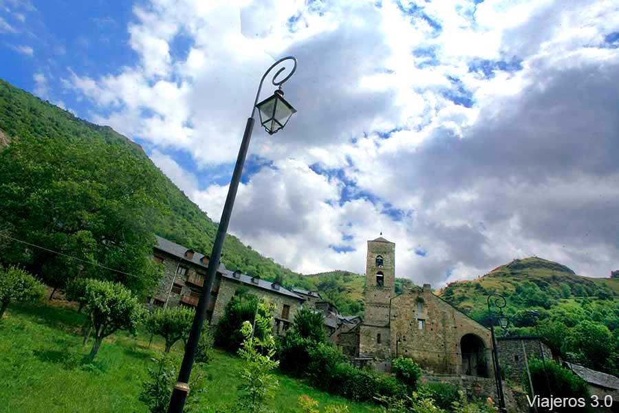 iglesias románicas de La Vall de Boí