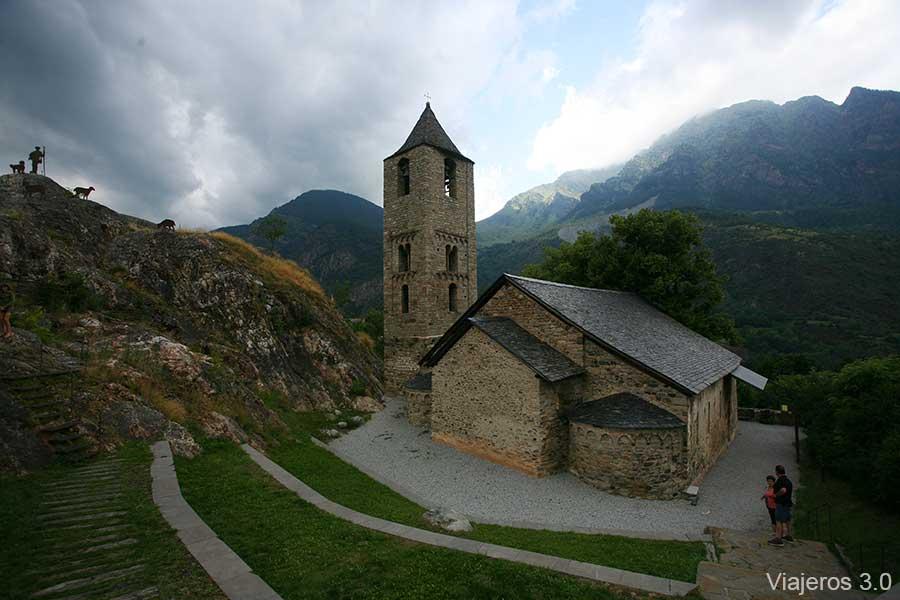 Sant Joan de Boí, iglesias románicas de La Vall de Boí