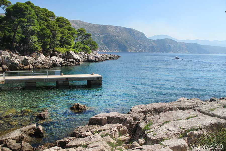 playas de que ver en Dubrovnik