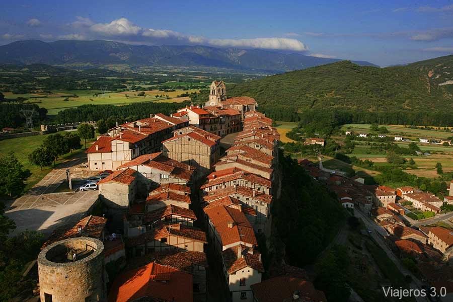 Drías, pueblos con encanto del norte de Burgos