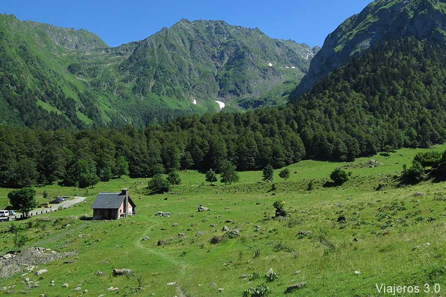 una semana en el Pirineo Aragonés leridano