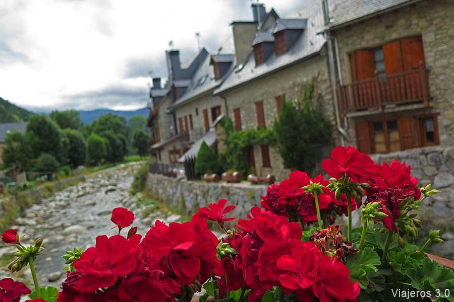 Artíes, pueblos bonitos en el Pirineo catalán