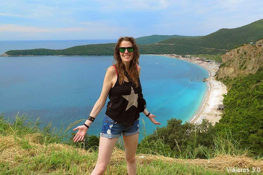 viajar a Montenegro: playas