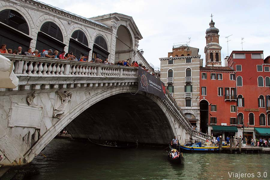 Puente de Rialto, qué ver en Venecia