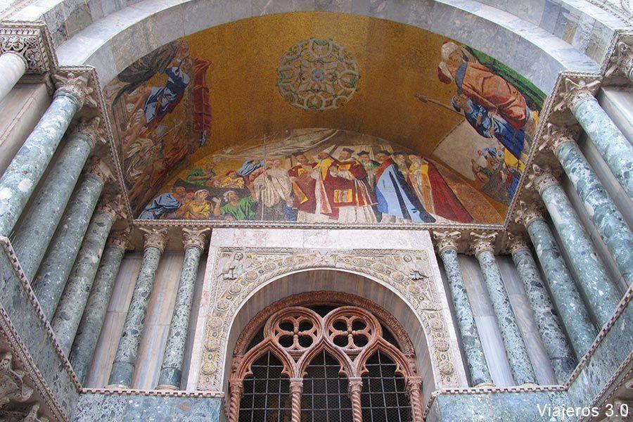 monumentos en Venecia