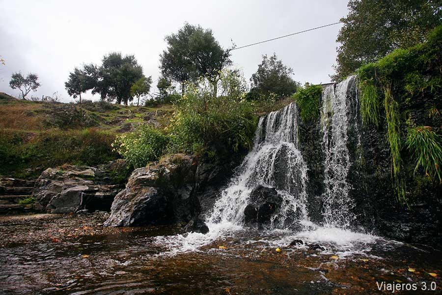 piscina natural de Descargamaría, Sierra de Gata