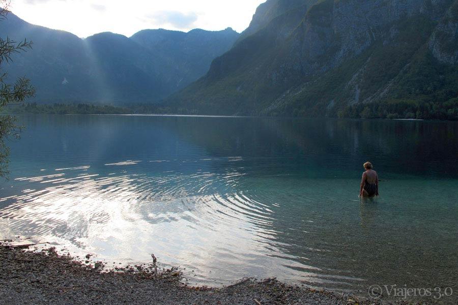 Lago Bohinj, la mejor excursión desde Liubliana