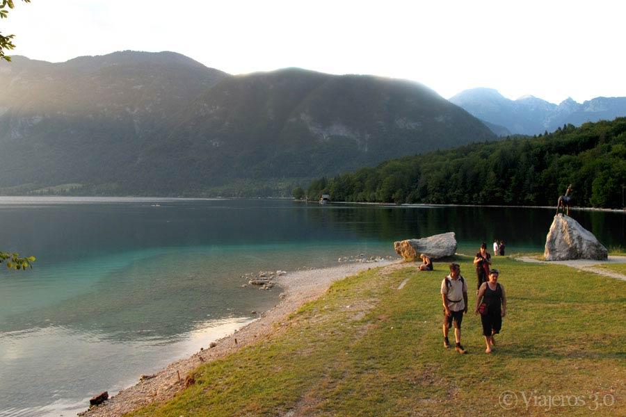 Lago Bohinj, excursión desde Liubliana