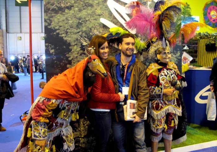 Feria de Fitur 2014
