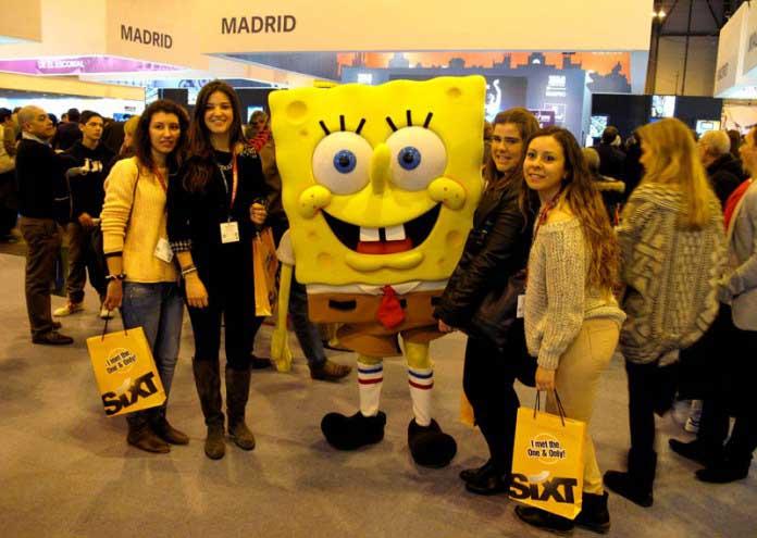 Feria de Fitur año 2014, Madrid