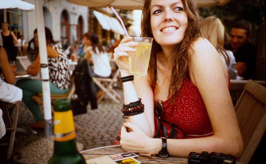 Rebeca Serna, autora del blog profesional Viajeros 3.0