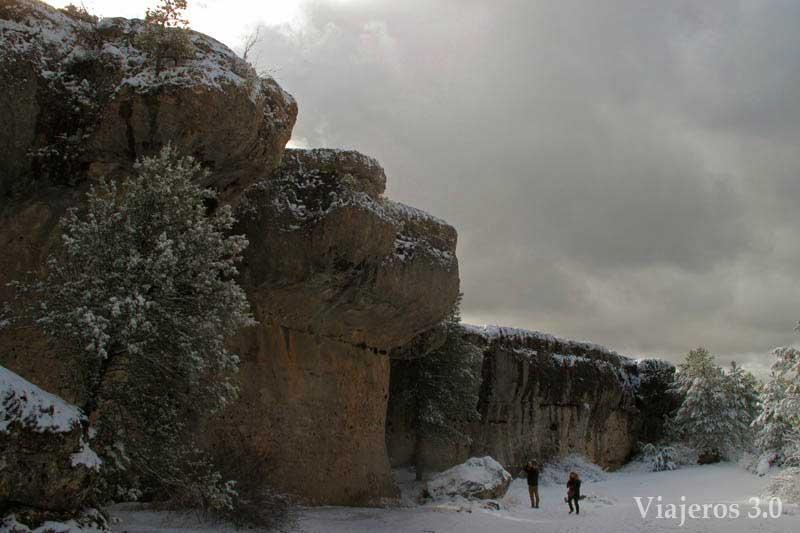 visitar la Ciudad Encantada de Cuenca.