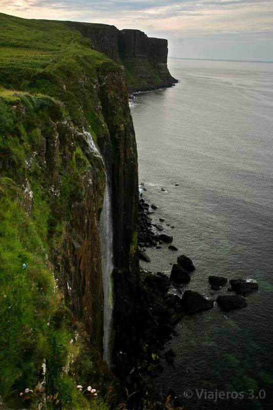 Kilt Rock, qué ver en la isla de Skye