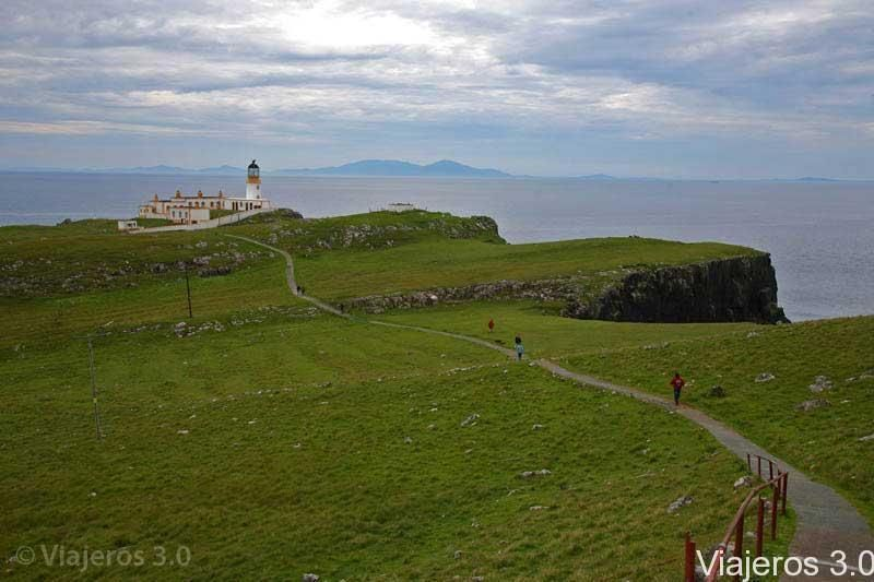 Neist Point, qué ver en la isla de Skye