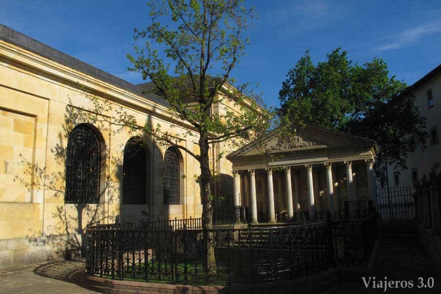 parlamento vasco de Gernika
