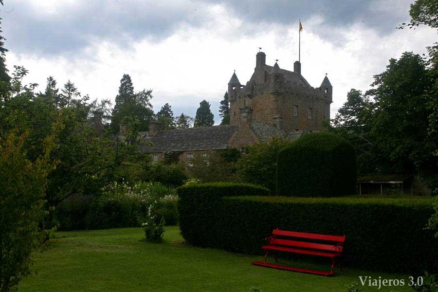 Castillo de Cawdor, castillos más bonitos de Escocia