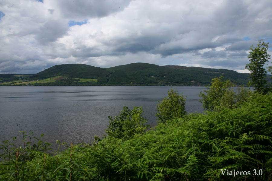 Lugares que ver en el Lago Ness.