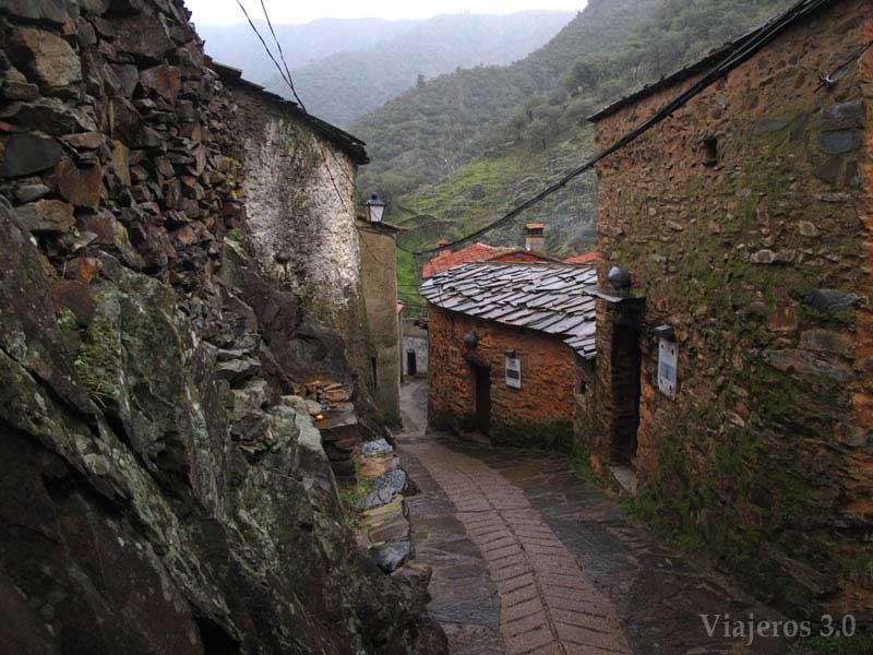casas El Gasco, un día por Las Hurdes