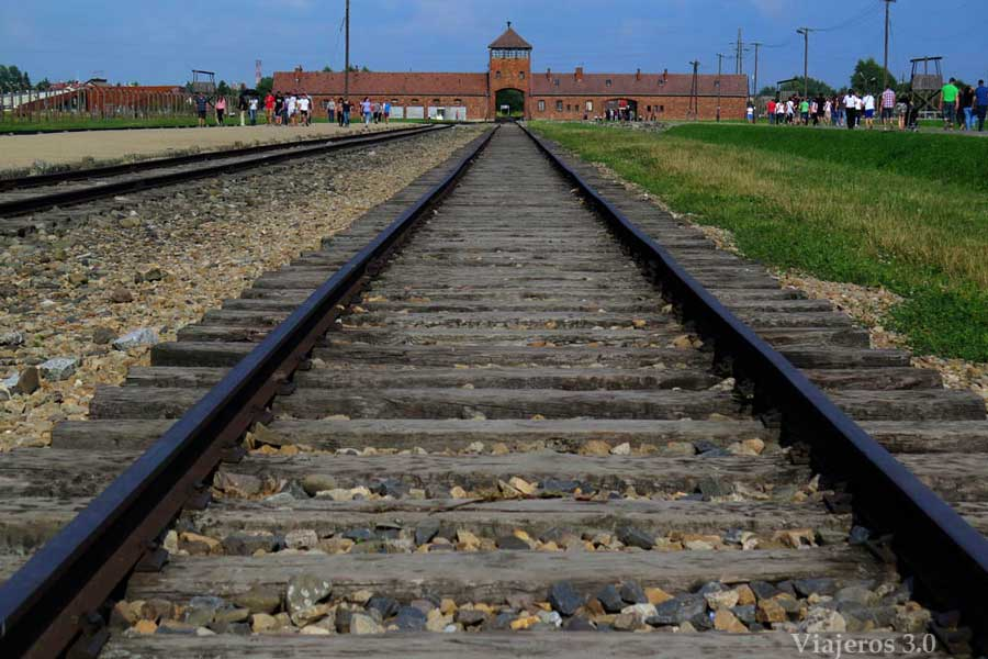 Auschwitz, visita guiada.