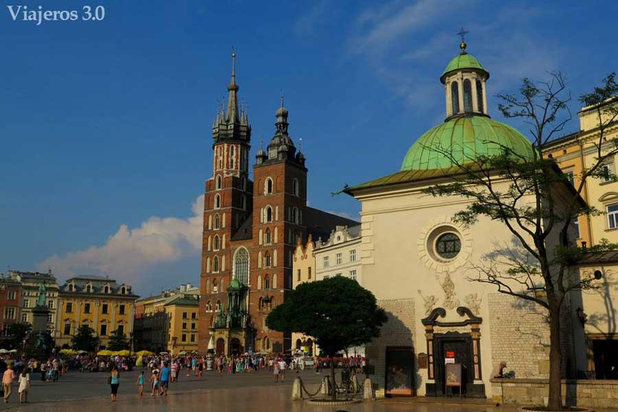 Lugares que ver en Cracovia