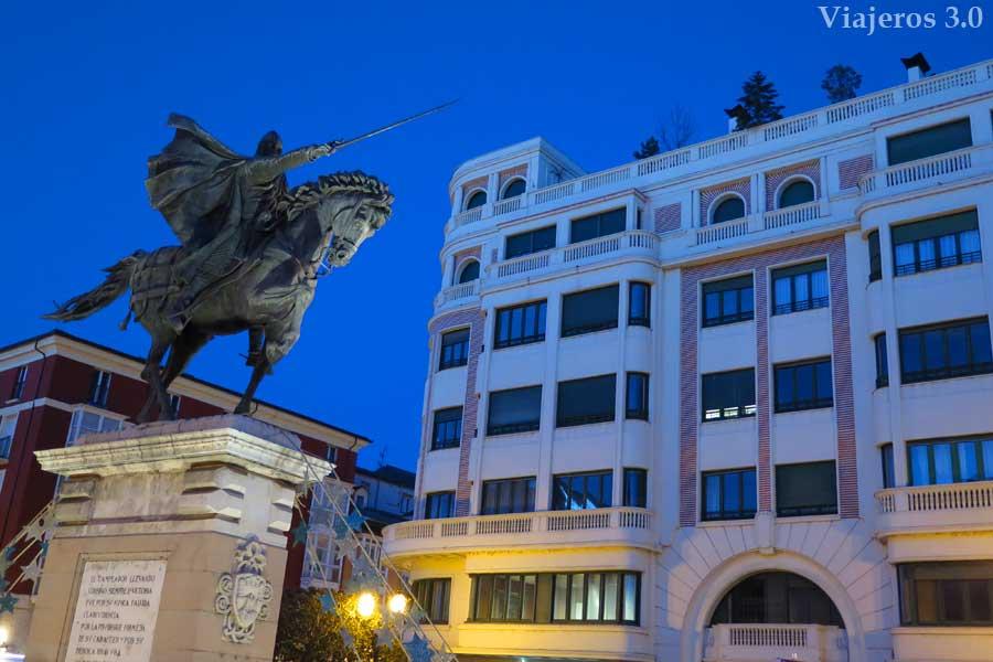 Plaza del Cid Campeador, qué ver y qué hacer en Burgos en un fin de semana