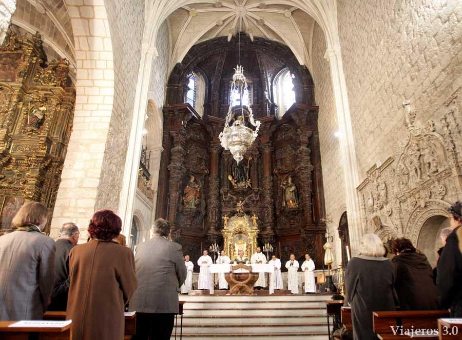 iglesia de San Lesmes, qué ver y qué hacer en Burgos en un fin de semana