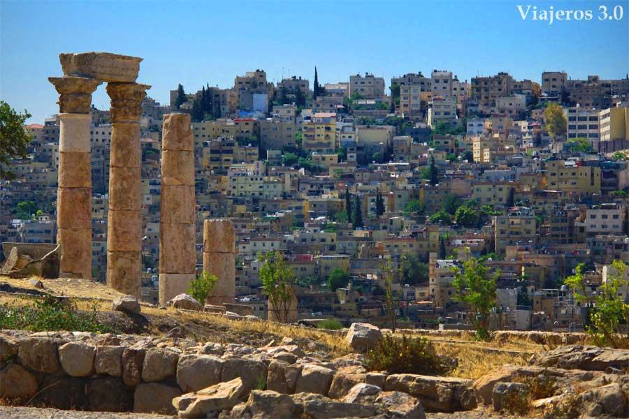 la Ciudadela de Amman