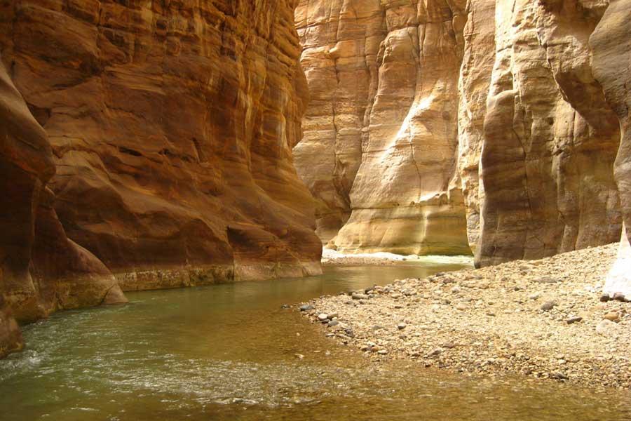 Reserva de Mujib. Flicker Yousef Omar