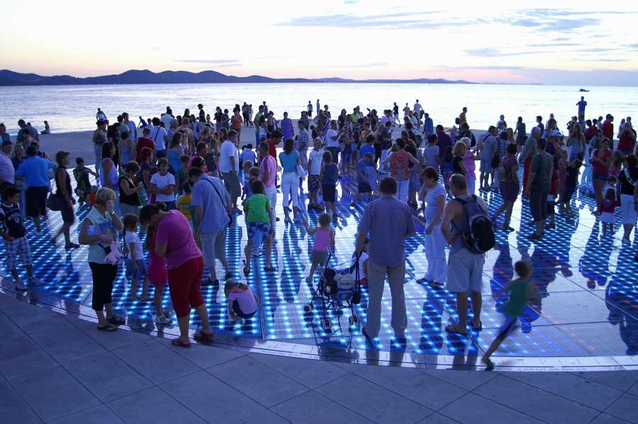 Saludo al Sol – Flicker Tiemen Slingerland - Zadar