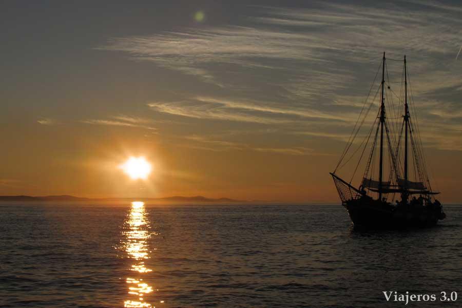 que hacer y que ver en Croacia, órgano del mar en Zadar