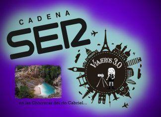 entrevista a Viajeros 3.0 en la Cadena Ser Viajes