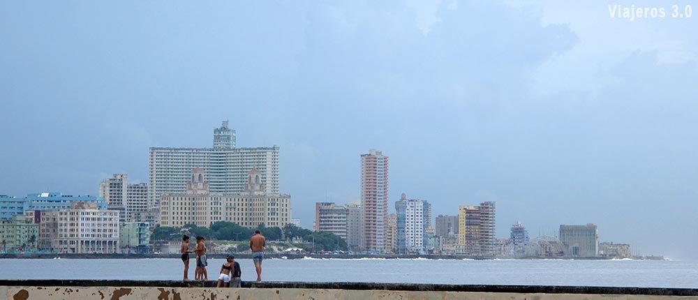 La Habana y su malecón, ruta por Cuba