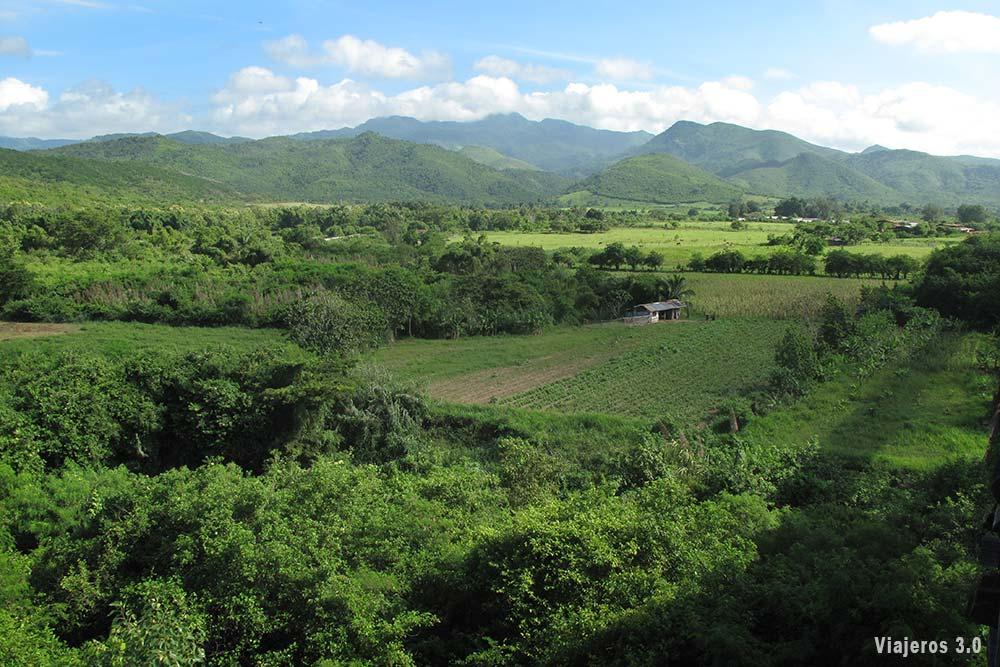 naturaleza en Cuba