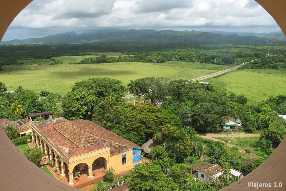 Valle de los Ingenios, ruta por Cuba